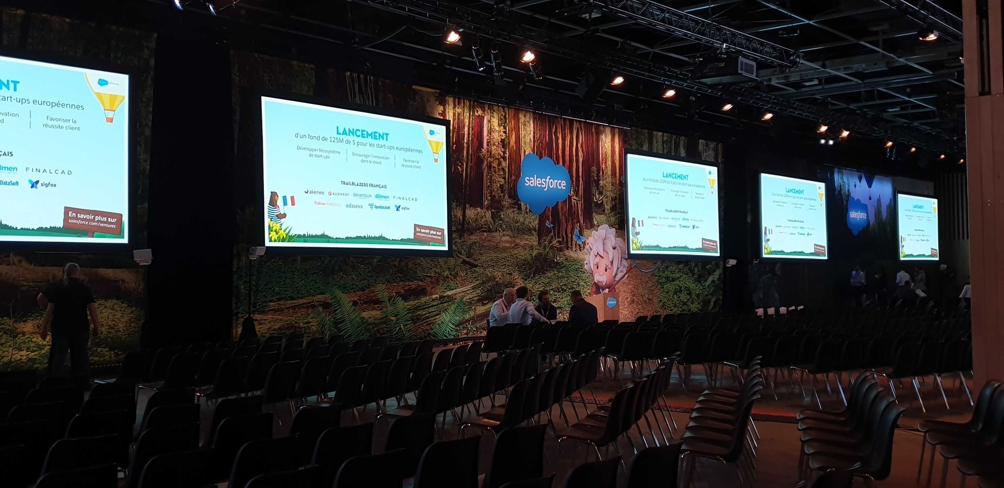Le cabinet Audit-Experts présent au Salesforce World Tour 2019 !