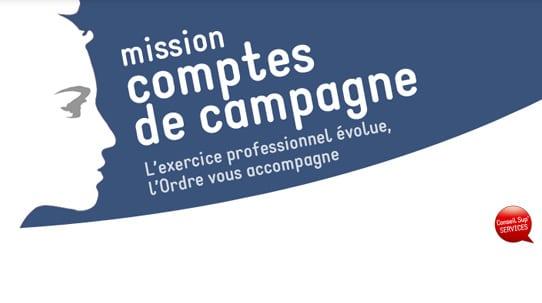 comptable vérification des comptes de campagne