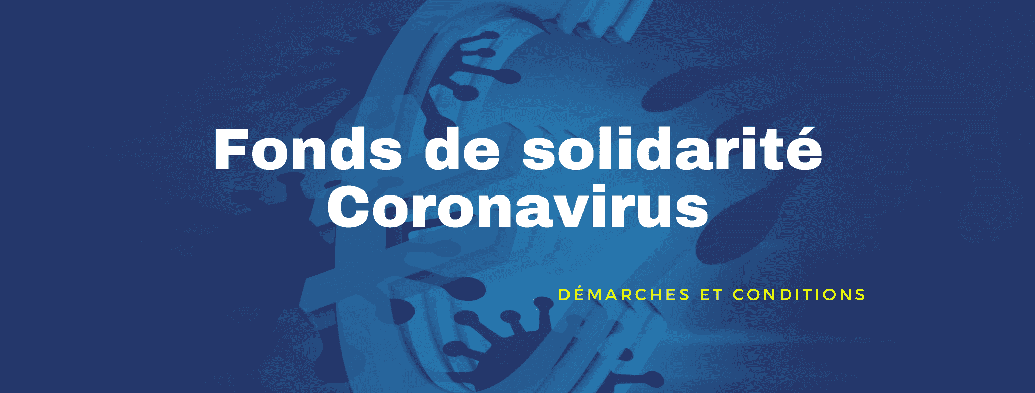 Fonds de solidarité Coronavirus