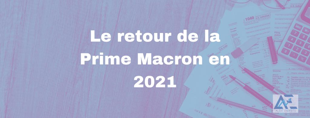 prime macron 2021 1024x390 - Le retour de la Prime Macron en 2021